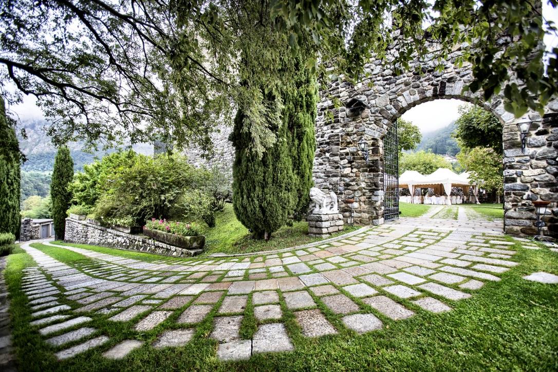 castello vicino monza brianza