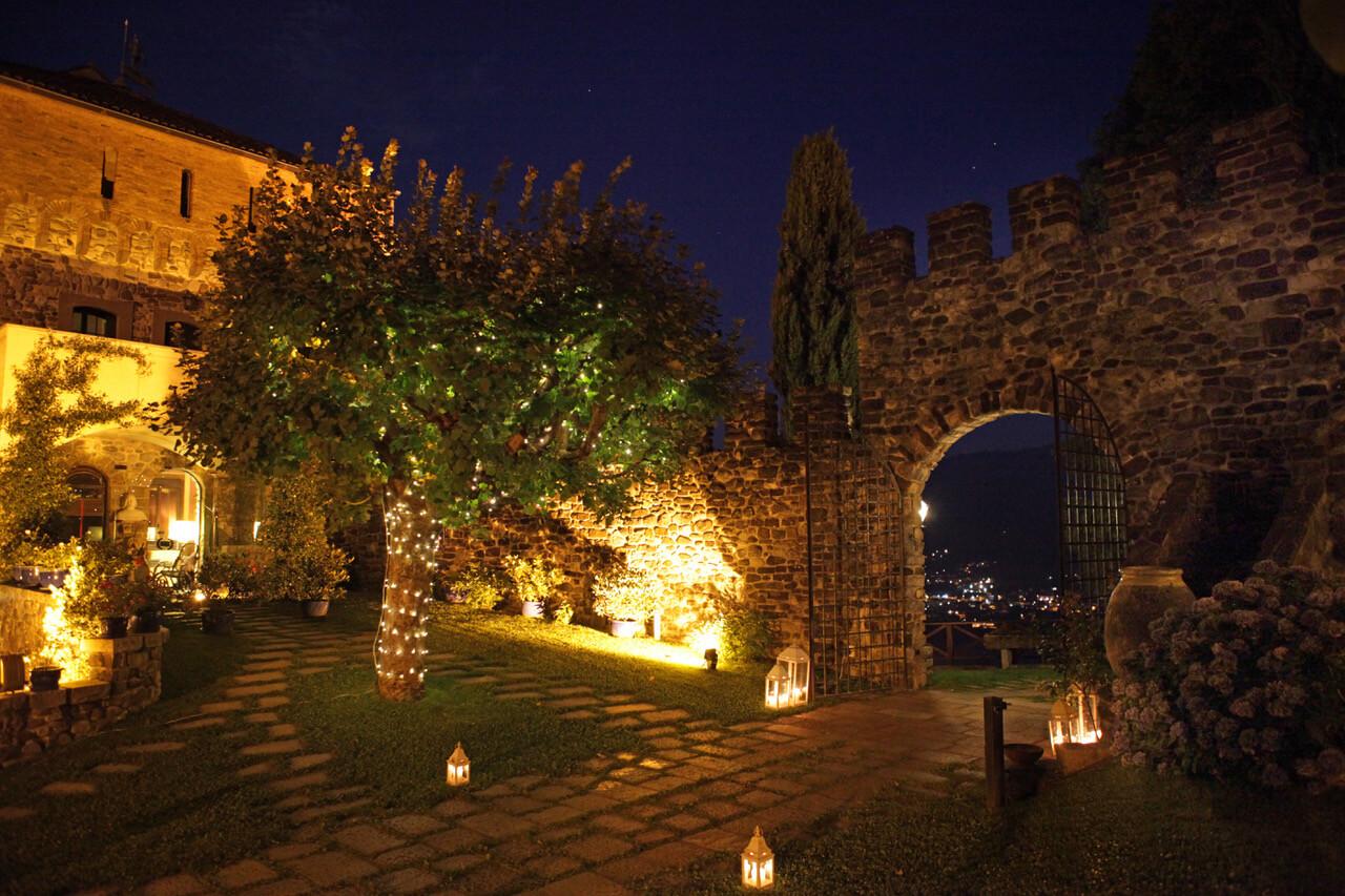 castello vicino milano