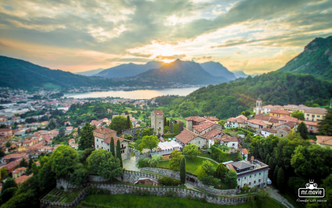 location lago di como